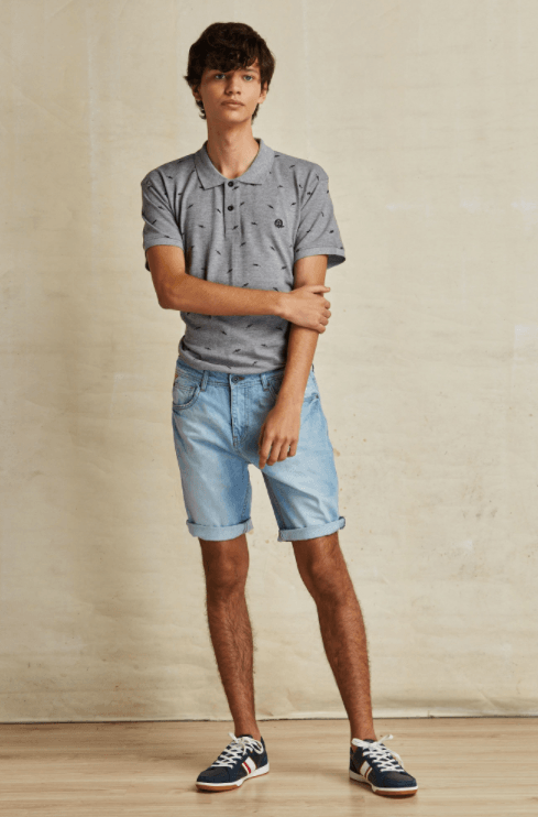 Outfits casuales con jeans - polo