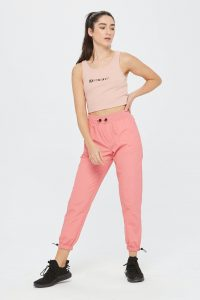 Joggers rosa chicle